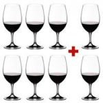 Riedel Crystal Ouverture Magnum Glass, Buy 6 Get 8