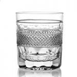 Cumbria Crystal Grasmere Double Old Fashioned Tumbler