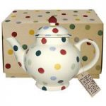 Emma Bridgewater Polka Dot 4 Cup Tea Pot (Boxed)