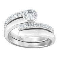 4905547db80f2 Swarovski Radiance Ring, Size 58 | Fine Dining And Gifts; Elegant ...