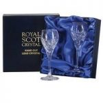 Royal Scot London Wine Suite Port / Sherry Glasses (Pair)