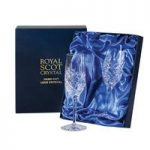Royal Scot London Wine Suite Champagne Flutes (Pair)