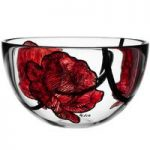 Kosta Boda Large Tattoo Bowl