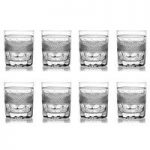 Cumbria Crystal Grasmere Double Old Fashioned Tumbler Buy 7 Get 1 FREE
