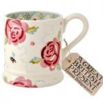 Emma Bridgewater Rose & Bee 1/2 Pint Mug