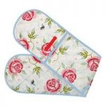 Emma Bridgewater Rose & Bee Oven Gloves