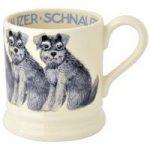 Emma Bridgewater Schnauzer 1/2 Pint Mug