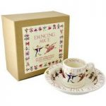 Emma Bridgewater Dancing Mice Set of 2 Boxed