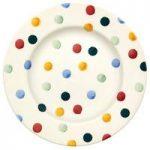 Emma Bridgewater Polka Dot 8.5 Dessert Plate