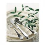Robbe & Berking Martele Massive Silverplate 7-Piece Place Setting