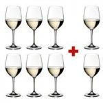 Riedel Crystal Vinum Viognier / Chardonnay Glass, Buy 8 Pay 6