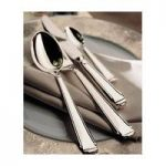 Robbe & Berking Art Deco Sterling Silver 7-Piece Place Setting