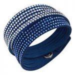 Swarovski Slake 2 in 1 Blue Bracelet