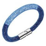 Swarovski Stardust Gradient Blue Bracelet, Medium