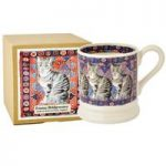 Emma Bridgewater Tabby Cat 1/2 Pint Mug (Boxed)