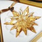 Swarovski SCS 2011 Christmas Star Annual Edition Ornament