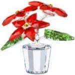 Swarovski Christmas Poinsettia
