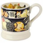 Emma BridgewaterBlack Dresser 1/2 Pint Mug