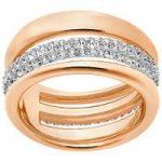 Swarovski Exact Ring, Size 55