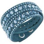 Swarovski Slake Dot Aqua Bracelet