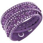 Swarovski Slake Dot Purple Bracelet