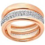 Swarovski Exact Ring, Size 58