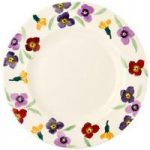 Emma Bridgewater Wallflower 10.5″ Dinner Plate