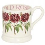 Emma Bridgewater Flowers Old Rose 1/2 Pint Mug