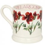 Emma Bridgewater Flowers Pelargonium 1/2 Pint Mug