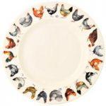 Emma Bridgewater Hen & Toast 10.5″ Dinner Plate