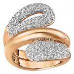 Swarovski Every Wide Ring, Size 55