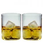 Riedel Crystal O Stemless Whisky Glass (Pair)